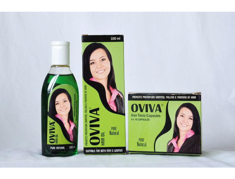 Oviva – Hair fall therapy