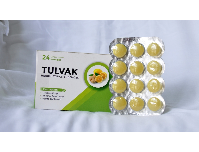 Tulvak Herbal Cough Lozenges